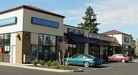 Retail Center Financing